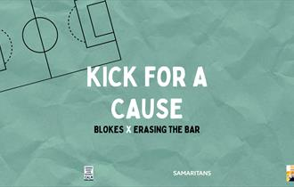 Kick for the cause
