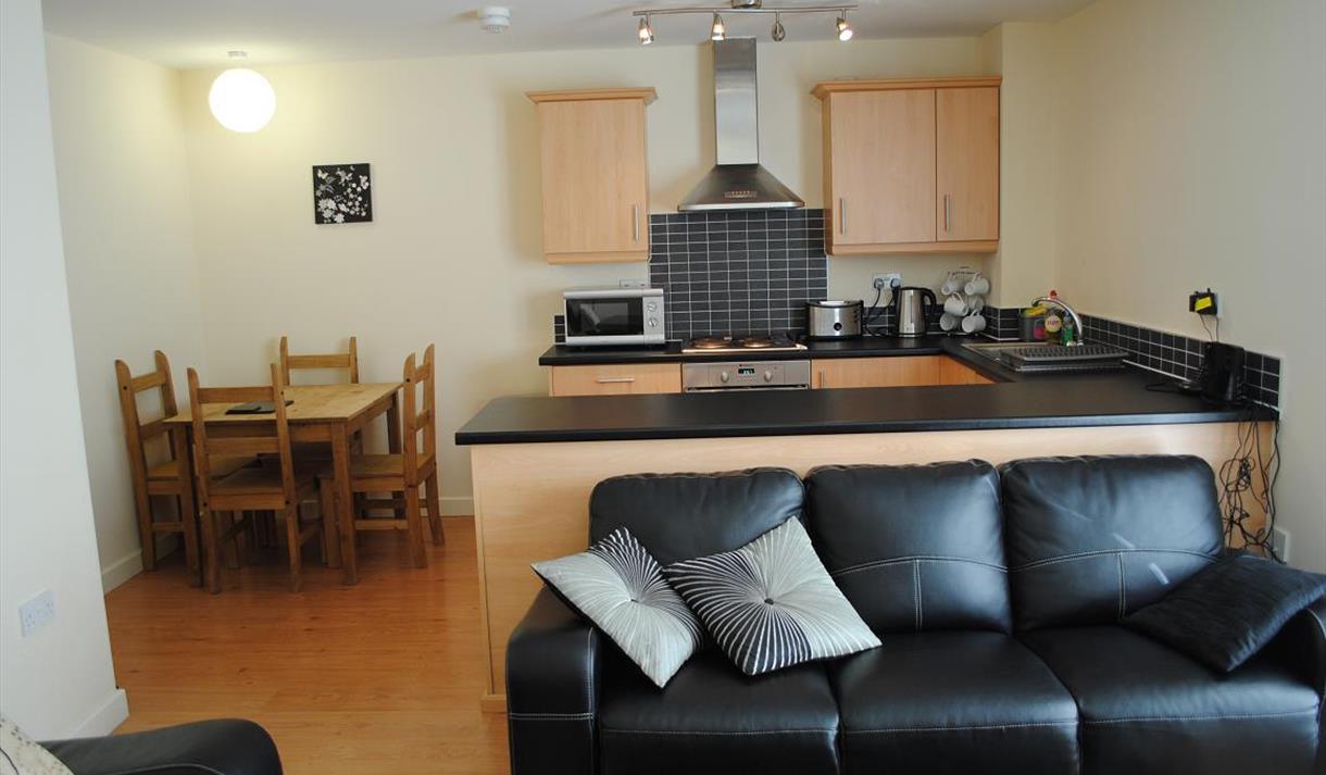 Preston serviced apartments
