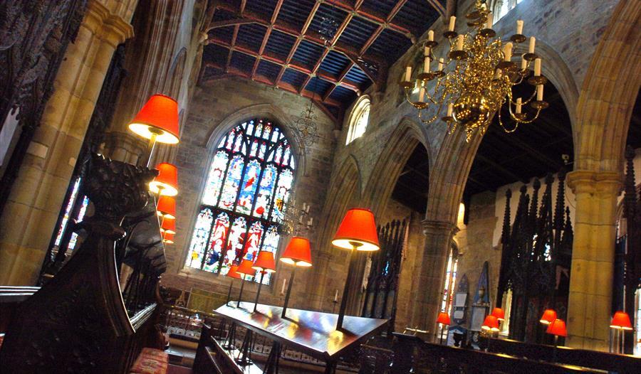 Lancaster Priory & Parish Church