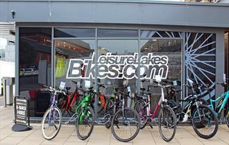 Leisure Lakes Bikes Preston Hub