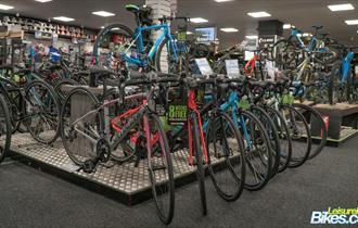 Leisure Lakes Bikes Bury