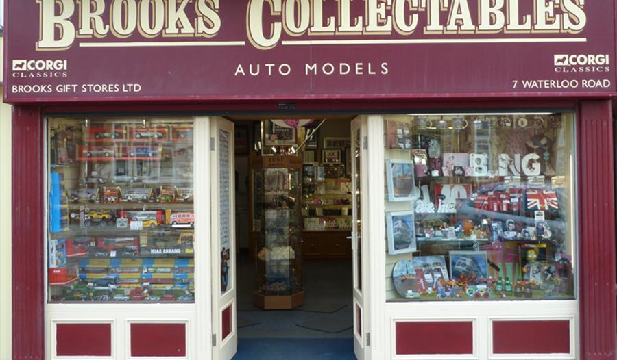 Brooks Collectables shop