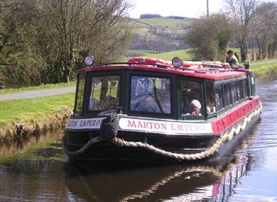 Foulridge Canal Cruises
