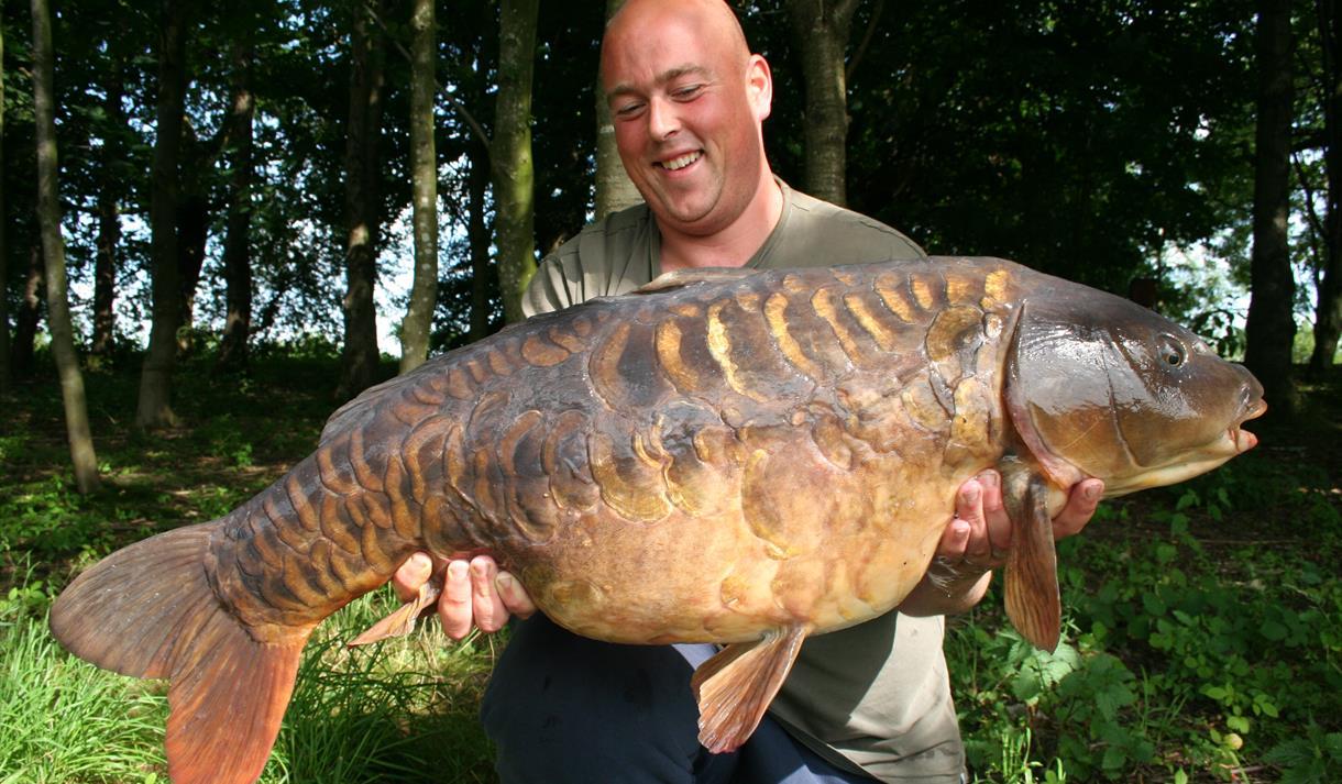 Wyreside Lakes Fishery