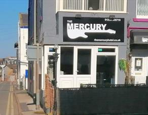The Mercury frontage