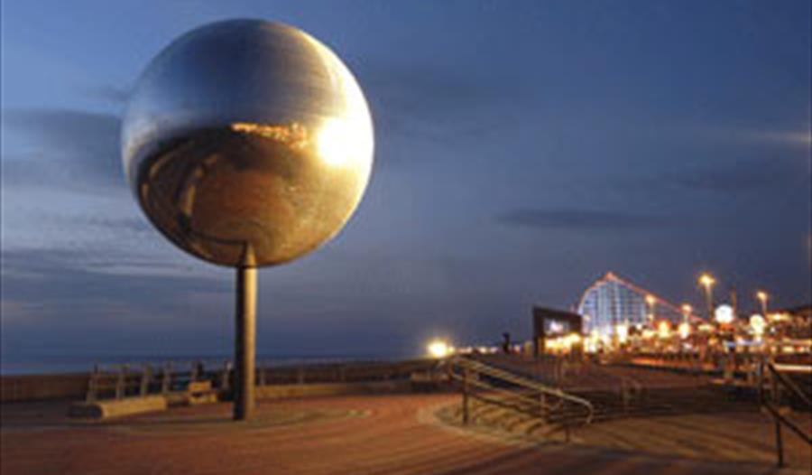 Mirror Ball, Blackpool