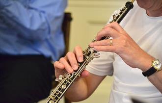Cake & Classical Music - Mozart: The Oboe Quartet