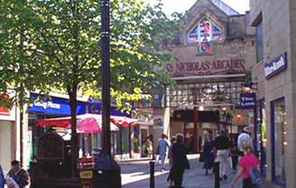 St Nicholas Arcades