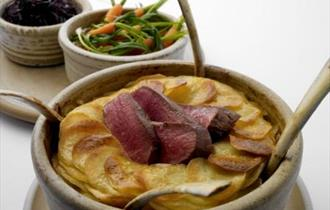 Nigel Haworth's famous Lancashire Hotpot with Lonk lamb