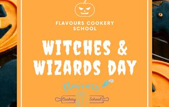 Witches & Wizards baking at Flavours