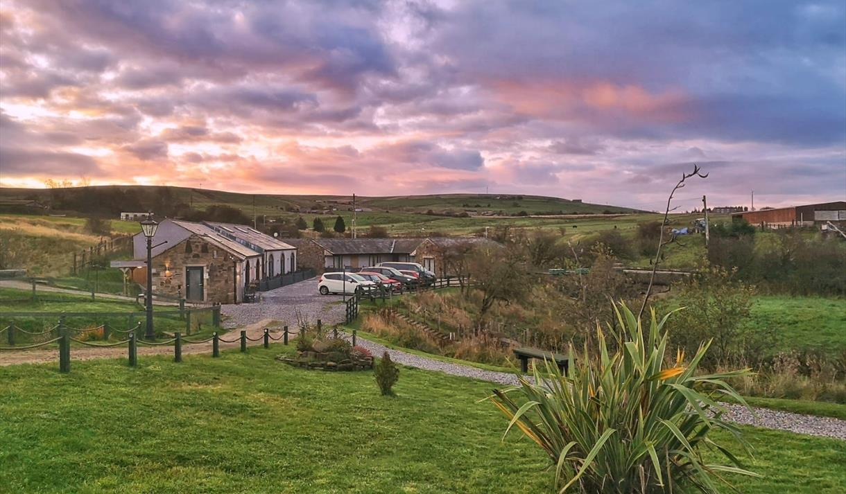 Rossendale Holiday Cottages & Glamping