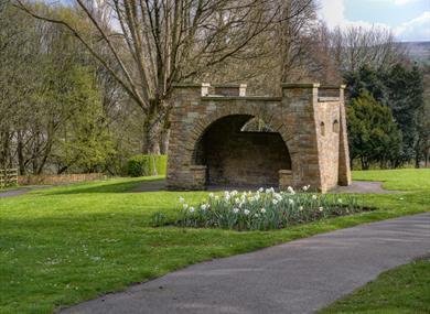 Memorial park Burnley