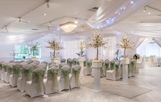 Foxfields Country Hotel and Wedding Venue