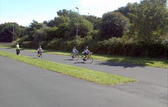 Palatine Cycle Track