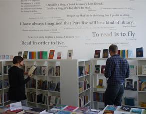 Poetry Bookcase