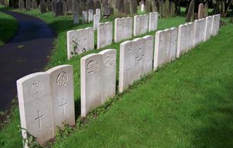 Preston New Hall Lane Cemetery