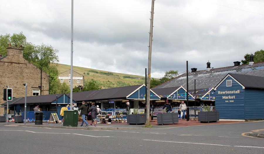 Rawtenstall Market