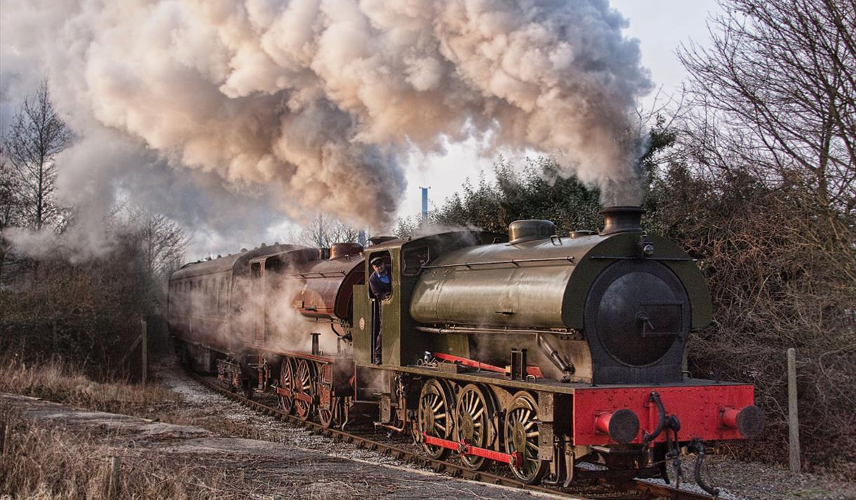 Ribble Steam railway,