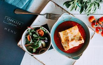 Terrazza, Italian restaurant at Ribby Hall Village