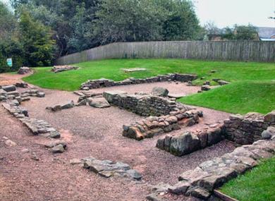 Ribchester Roman Bath House