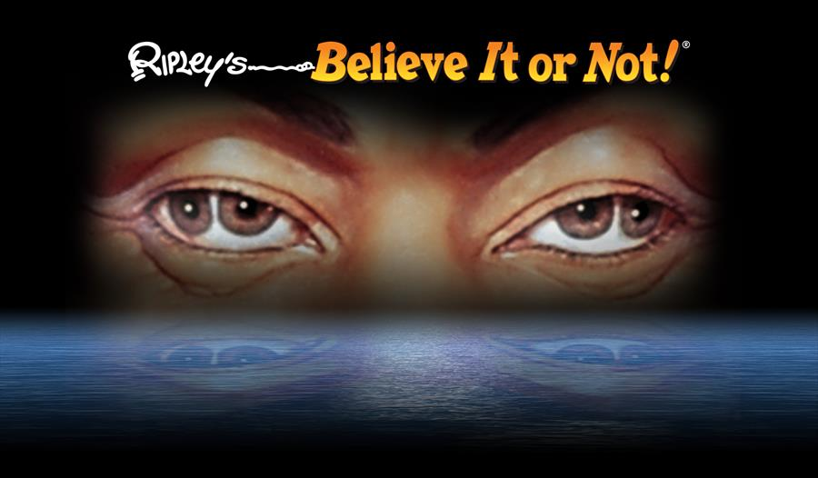 Blackpool Attractions - Ripleys Believe It or Not