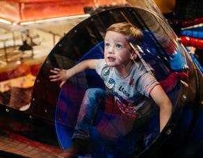 Energy – Children's Indoor Soft Play at Salt Ayre Leisure Centre, Lancaster