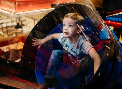 Energy – Children's Indoor Soft Play at Salt Ayre Leisure Centre, Lancaster