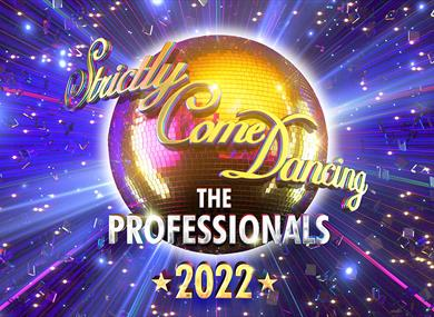 Strictly professionals 2022 poster