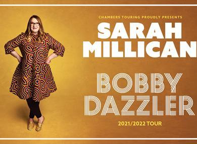 Sarah Millican poster