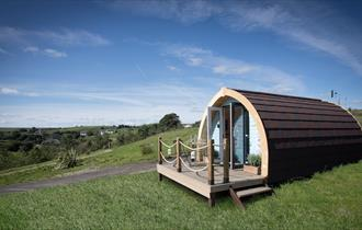 Rossendale Holidays - Glamping Pods