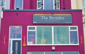 Exterior of The Bromley