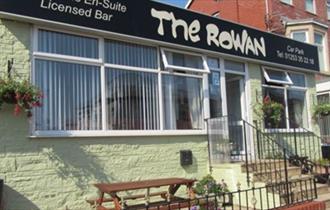 Rowan Hotel exterior