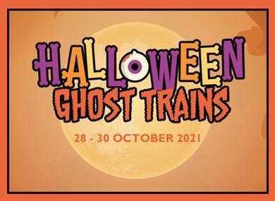 Halloween Ghost Trains