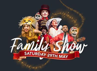 Family show poster