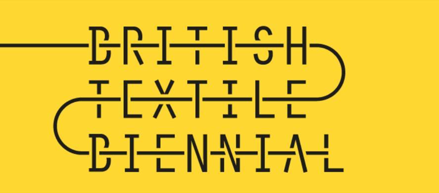 British Textile Biennial 2021