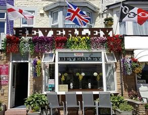 The Beverley Hotel Front