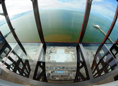 The Blackpool Tower Eye and 4D Experience