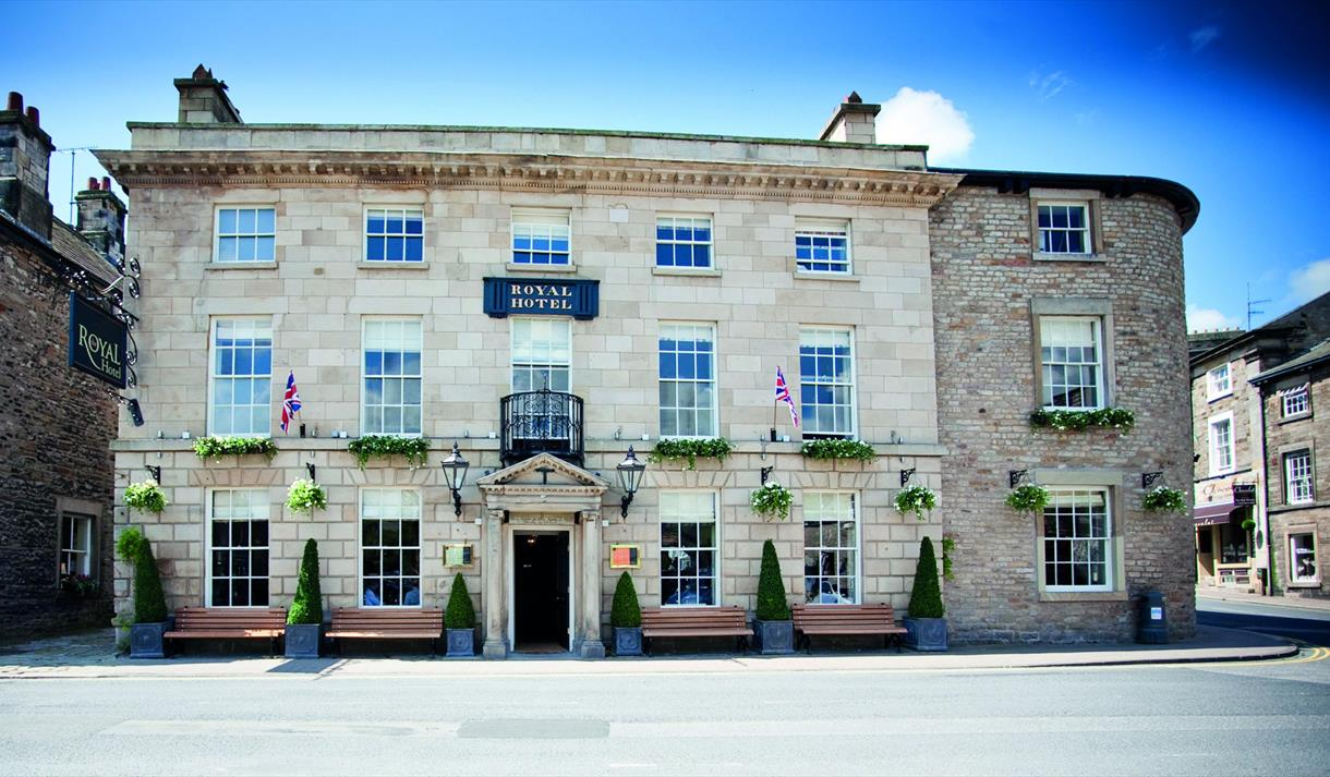 The Royal Hotel Bar and Brasserie