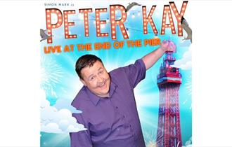Live at the Pier poster