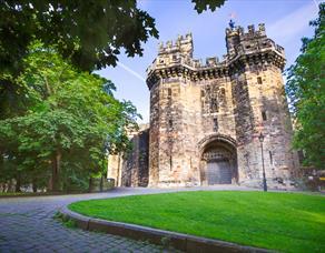 England's Historic Cities - Lancaster Castle app