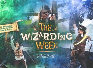 Thornton Hall - Wizarding Week