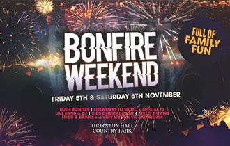 Bonfire Weekend