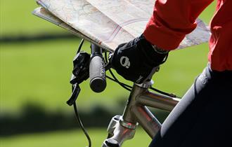 Darwen Moors Cycle Route
