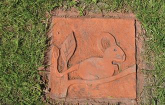 Burnley Way Stone Carvings