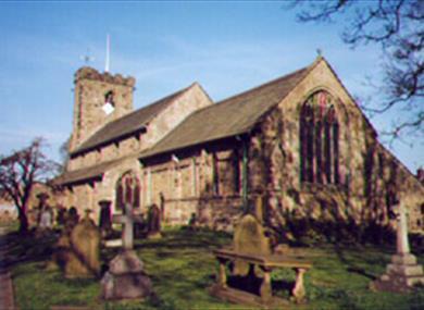 Whalley Parish Church, Clitheroe