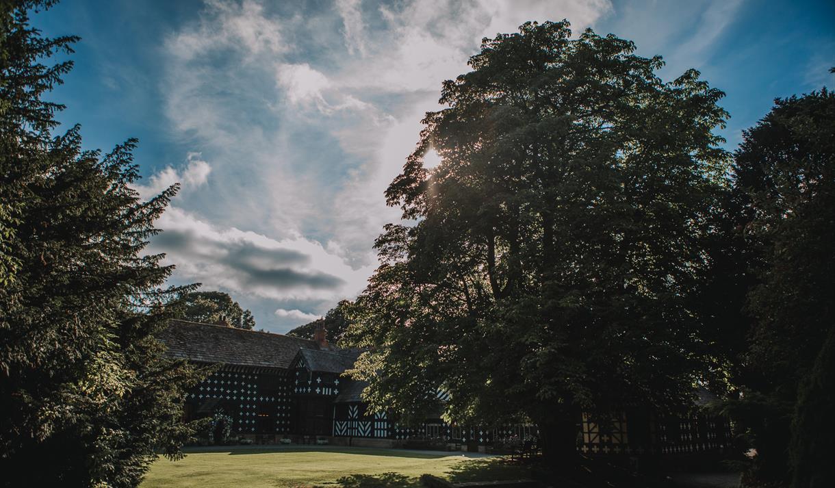Samlesbury Hall