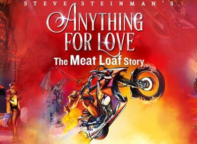 Steve Steinman's Anything for Love 2022