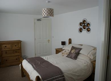 Beck Cottage bedroom