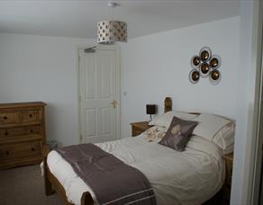 Beck Cottage bedroom