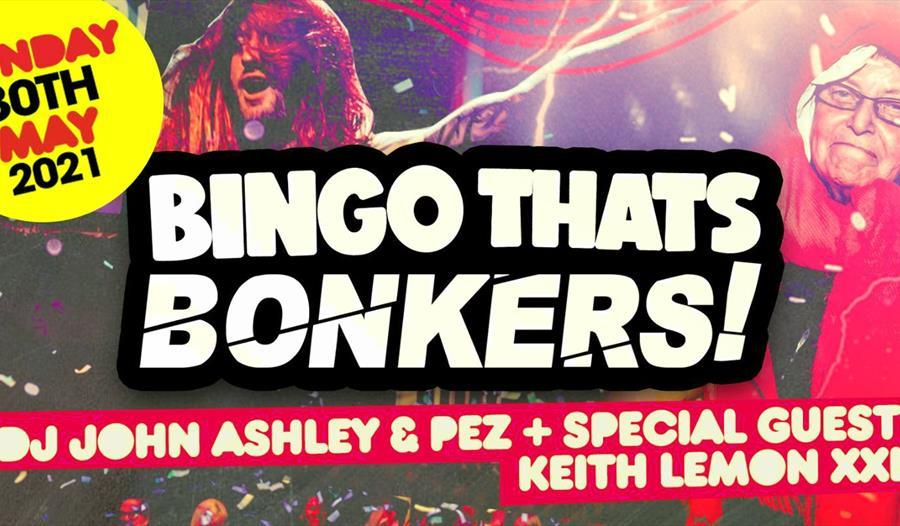Bingo thats Bonkers